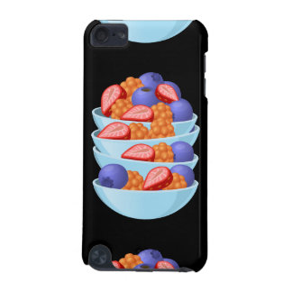 Glitch Food berry bowl iPod Touch 5G Cover