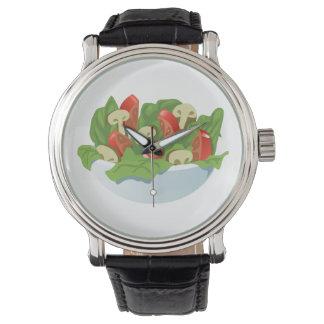 Glitch Food big salad Watches