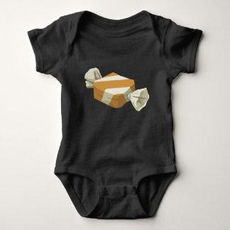 Glitch Food birch candy Baby Bodysuit