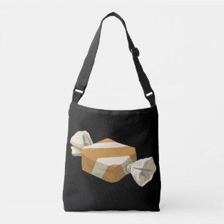 Glitch Food birch candy Crossbody Bag