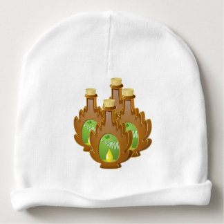 Glitch Food birch syrup Baby Beanie
