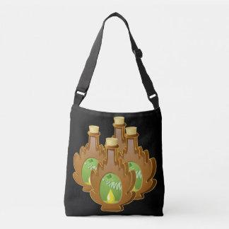 Glitch Food birch syrup Crossbody Bag