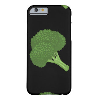 Glitch Food broccoli Barely There iPhone 6 Case
