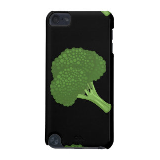 Glitch Food broccoli iPod Touch 5G Cases