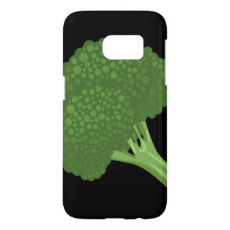 Glitch Food broccoli Samsung Galaxy S7 Case