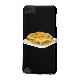 Glitch Food bubble and squeak iPod Touch 5G Covers