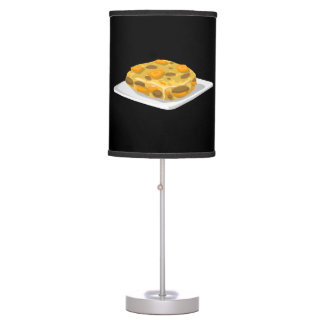 Glitch Food bubble and squeak Table Lamp