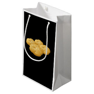 Glitch Food bun Small Gift Bag