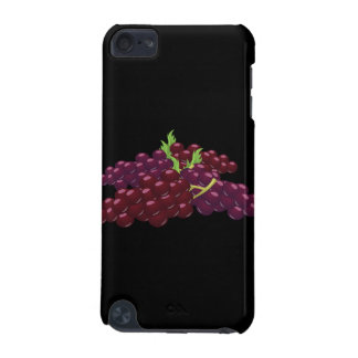 Glitch Food bunch of grapes iPod Touch (5th Generation) Cases