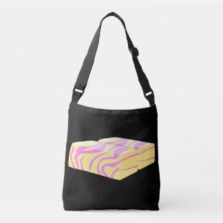 Glitch Food butterfly butter Crossbody Bag