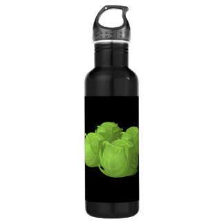 Glitch Food cabbage 710 Ml Water Bottle