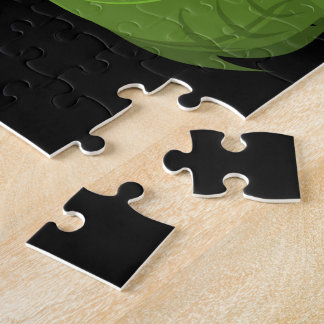 Glitch Food cabbage Jigsaw Puzzle