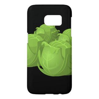Glitch Food cabbage Samsung Galaxy S7 Case