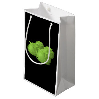 Glitch Food cabbage Small Gift Bag