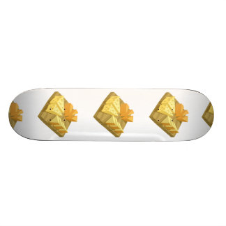 Glitch Food cheese plate Skate Boards