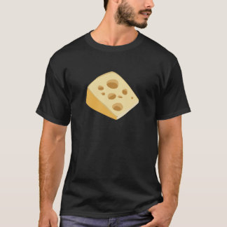 Glitch Food cheese stinky T-Shirt