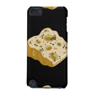 Glitch Food cheese very very stinky iPod Touch 5G Covers