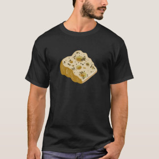 Glitch Food cheese very very stinky T-Shirt