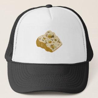 Glitch Food cheese very very stinky Trucker Hat