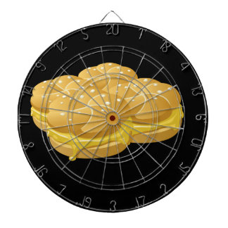 Glitch Food cheezy sammich Dartboard