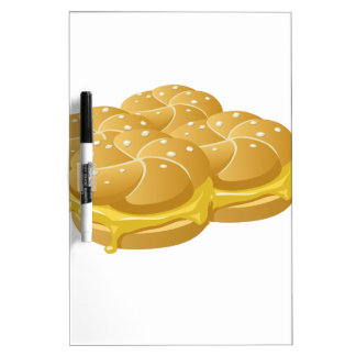Glitch Food cheezy sammich Dry Erase Board