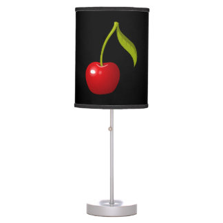 Glitch Food cherry Table Lamp