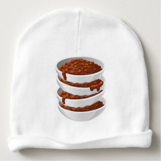 Glitch Food chillybusting chili Baby Beanie