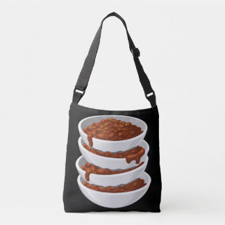 Glitch Food chillybusting chili Crossbody Bag
