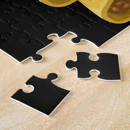 Glitch Food cold taco Jigsaw Puzzle