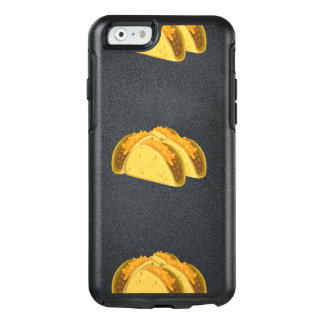 Glitch Food cold taco OtterBox iPhone 6/6s Case