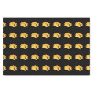Glitch Food cold taco Tissue Paper