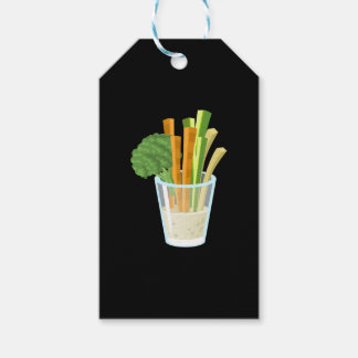 Glitch Food common crudites Gift Tags