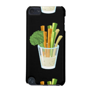 Glitch Food common crudites iPod Touch (5th Generation) Covers
