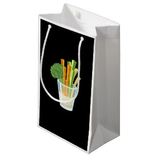 Glitch Food common crudites Small Gift Bag
