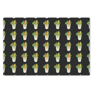 Glitch Food common crudites Tissue Paper