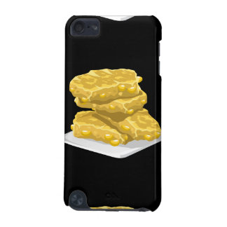 Glitch Food corny fritter iPod Touch (5th Generation) Case