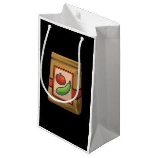 Glitch Food death to veg Small Gift Bag