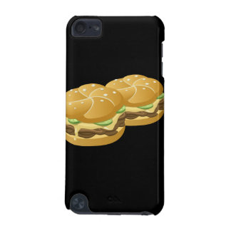 Glitch Food deluxe sammich iPod Touch 5G Cover