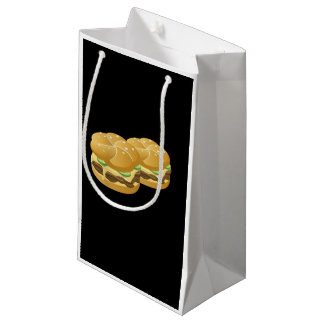 Glitch Food deluxe sammich Small Gift Bag