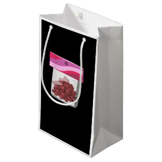 Glitch Food desssert rub Small Gift Bag