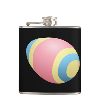 Glitch Food egghunt egg 4 Hip Flask