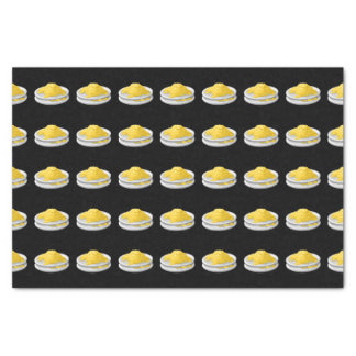 Glitch Food eggy scramble Tissue Paper