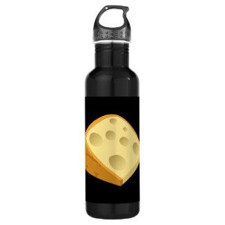 Glitch Food fancy cheese 710 Ml Water Bottle