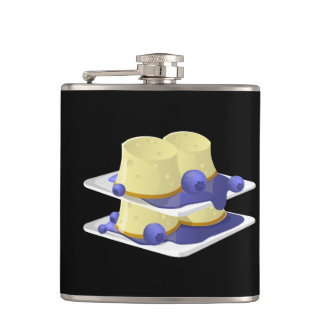 Glitch Food flummery Hip Flask
