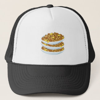 Glitch Food fried rice Trucker Hat