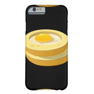 Glitch Food frog in a hole Barely There iPhone 6 Case