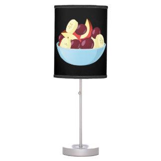Glitch Food fruit salad Table Lamp
