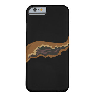 Glitch Food goat ear fried Barely There iPhone 6 Case