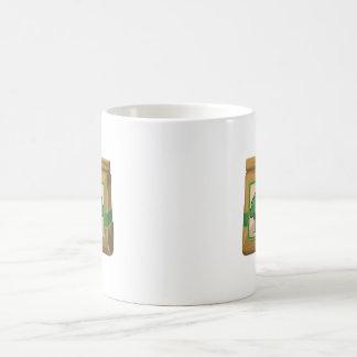 Glitch Food green Coffee Mug