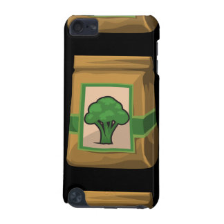 Glitch Food green iPod Touch 5G Covers